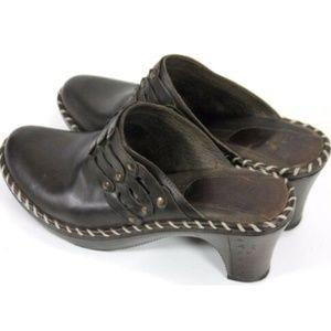 Frye Boots Women's Slip-Ons Slides Heels Size 9